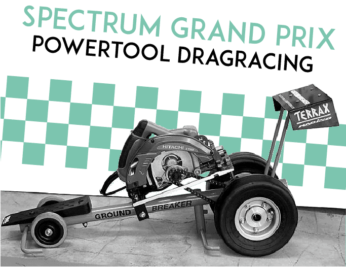 spectrumgrandprix 01 - Spectrum Grand Prix - Powertool Dragracing: de tweede editie!