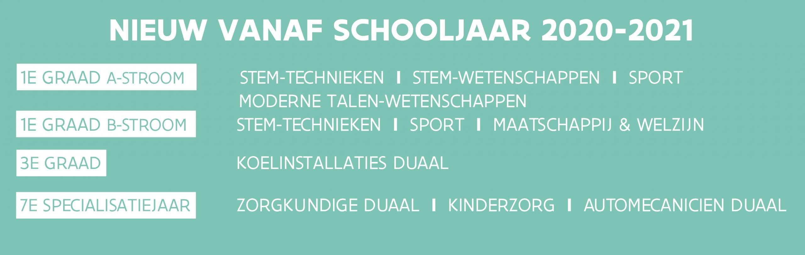 featured new courses 01 scaled - Spectrum School - ASO - BSO - TSO - Part-time Education - Antwerp